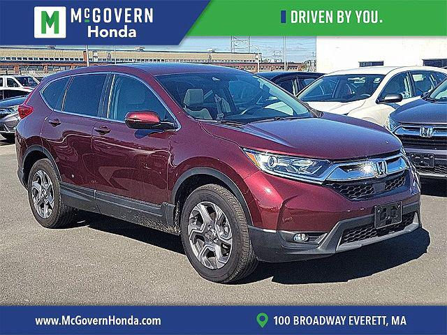 2019 Honda CR-V EX-L for sale in Everett, MA