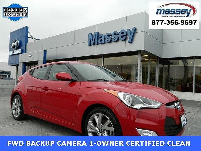 2017 Hyundai Veloster Dual Clutch for sale in Hagerstown, MD