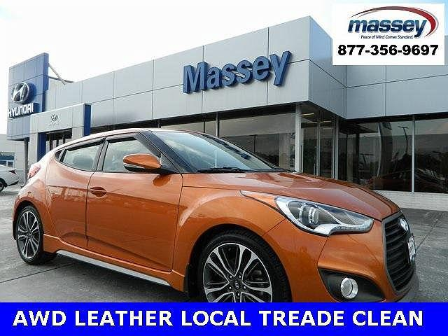 2016 Hyundai Veloster Turbo for sale in Hagerstown, MD