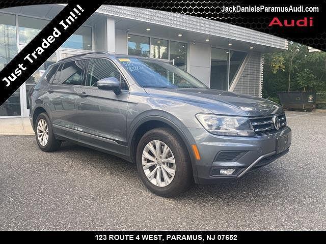 2018 Volkswagen Tiguan SE for sale in Paramus, NJ