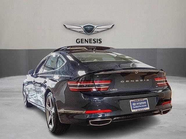 2021 Genesis G80 3.5T for sale in Cerritos, CA