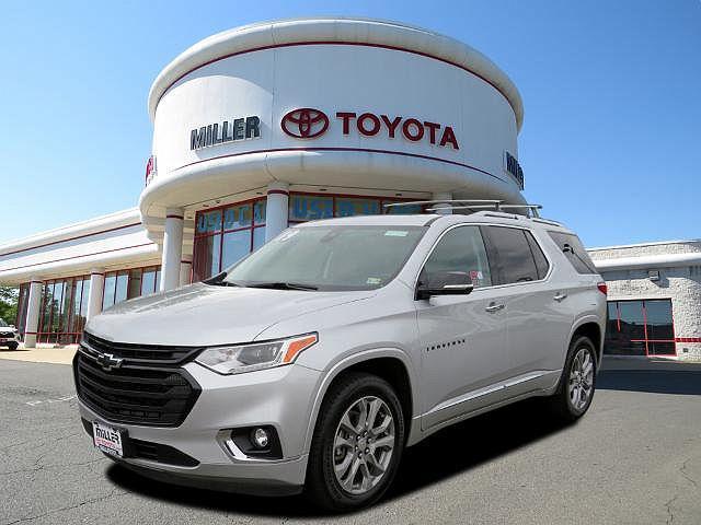 2019 Chevrolet Traverse Premier for sale in Manassas, VA