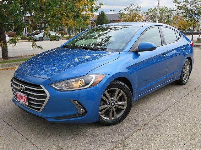 2017 Hyundai Elantra Value Edition for sale in Akron, OH