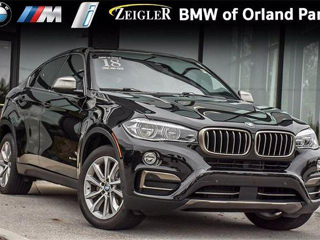 2018 BMW X6 xDrive35i for sale in Orland Park, IL