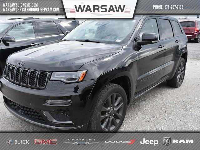 2018 Jeep Grand Cherokee High Altitude for sale in Warsaw, IN