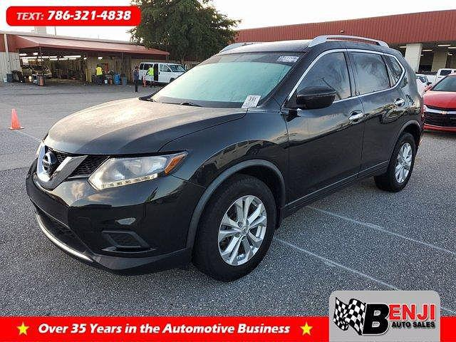 2016 Nissan Rogue SV for sale in West Park, FL