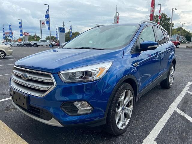 2019 Ford Escape Titanium for sale in Massillon, OH
