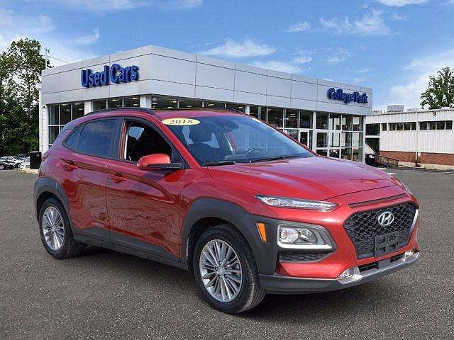 2018 Hyundai Kona SEL for sale in College Park, MD