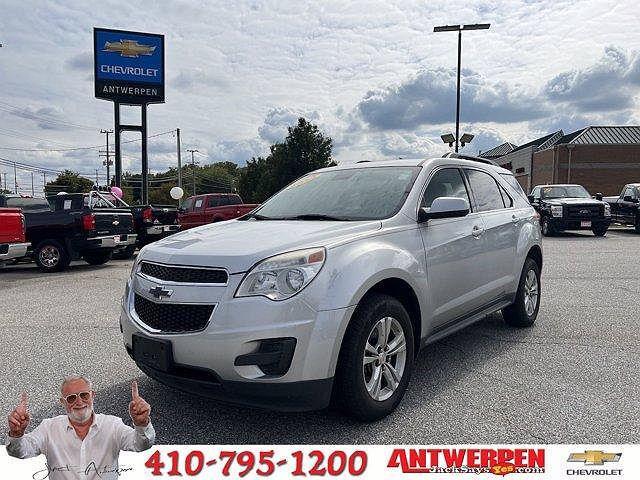 2013 Chevrolet Equinox LT for sale in Eldersburg, MD