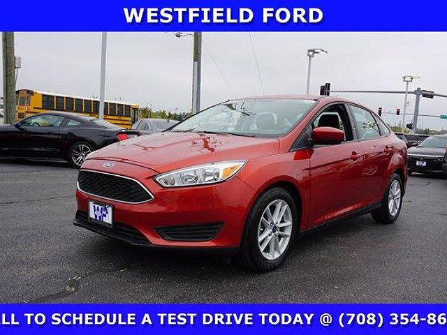 2018 Ford Focus SE for sale in Countryside, IL