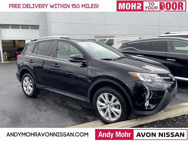 2013 Toyota RAV4 Limited for sale in Avon, IN