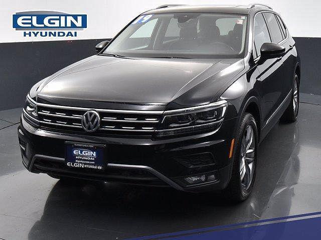 2019 Volkswagen Tiguan SEL Premium for sale in Elgin, IL