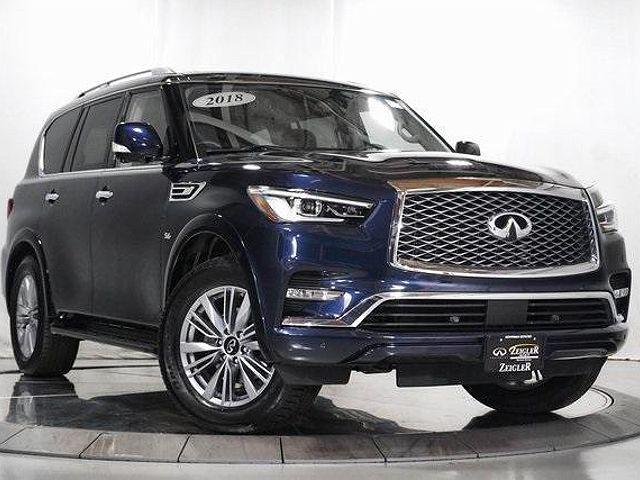 2018 INFINITI QX80 AWD for sale in Hoffman Estates, IL