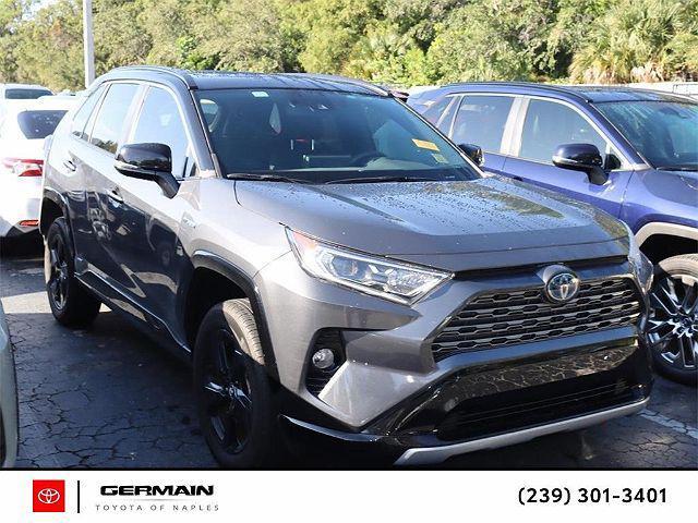 2020 Toyota RAV4 XSE for sale in Naples, FL