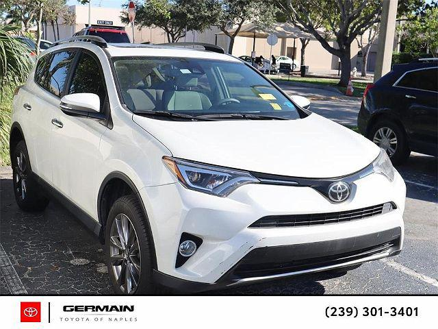 2018 Toyota RAV4 Limited for sale in Naples, FL