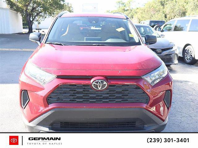 2019 Toyota RAV4 LE for sale in Naples, FL