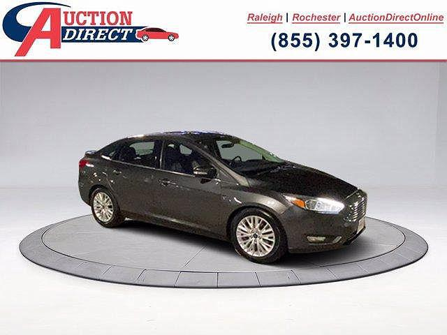 2015 Ford Focus Titanium for sale in Raleigh, NC