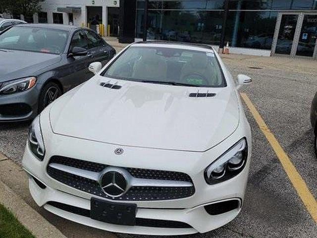 2019 Mercedes-Benz SL SL 450 for sale in Northbrook, IL