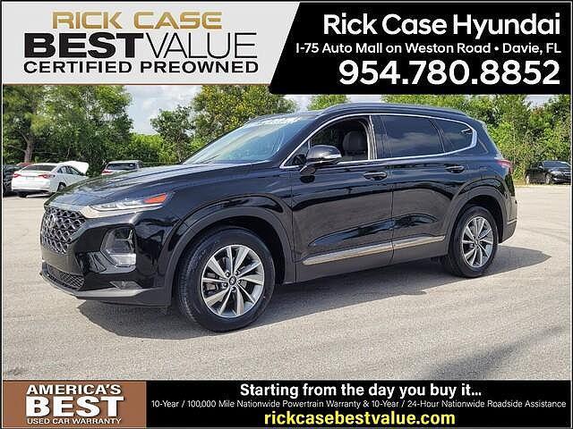 2020 Hyundai Santa Fe Limited for sale in Davie, FL