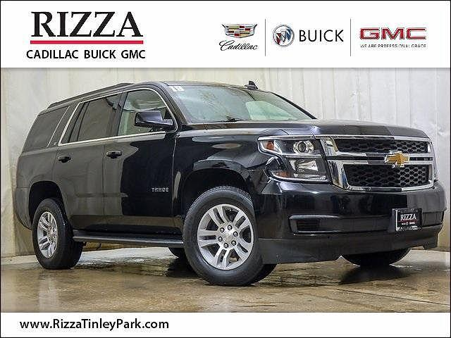 2019 Chevrolet Tahoe LT for sale in Tinley Park, IL