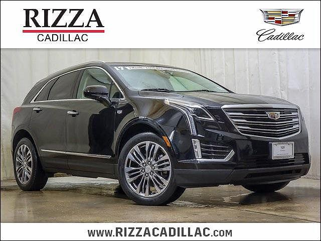 2017 Cadillac XT5 Premium Luxury AWD for sale in Tinley Park, IL