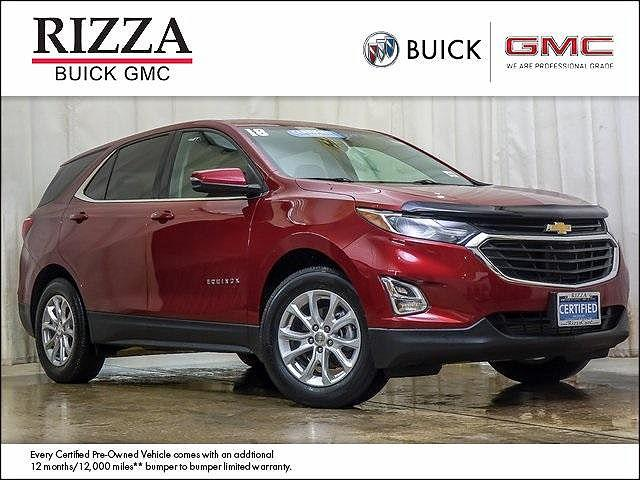 2018 Chevrolet Equinox LT for sale in Tinley Park, IL