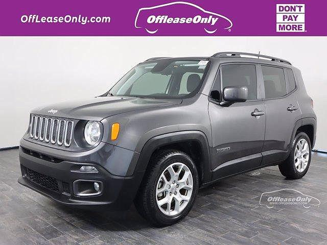 2018 Jeep Renegade Latitude for sale in Bradenton, FL