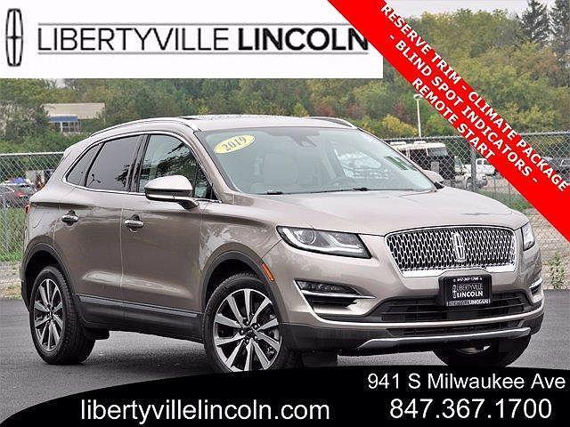 2019 Lincoln MKC Reserve for sale in Libertyville, IL
