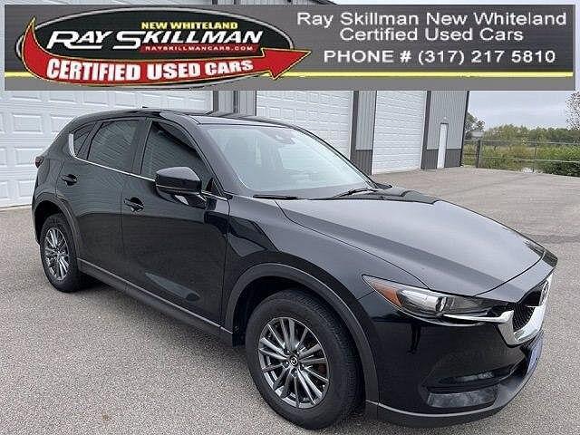 2017 Mazda CX-5 Touring for sale in Whiteland, IN
