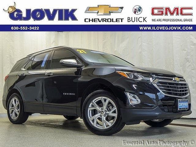 2021 Chevrolet Equinox Premier for sale in Sandwich, IL