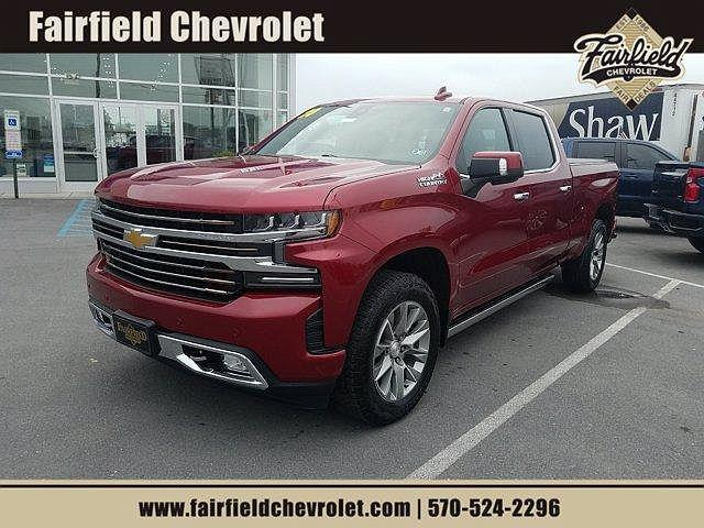 2020 Chevrolet Silverado 1500 High Country for sale in Lewisburg, PA
