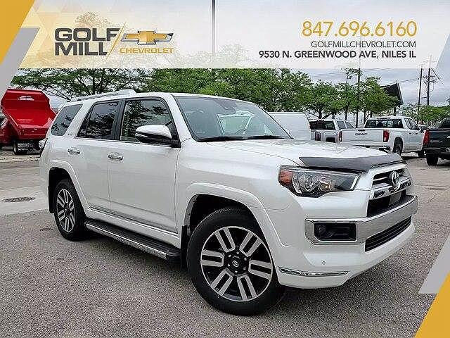 2020 Toyota 4Runner Limited for sale in Niles, IL