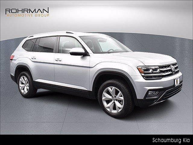 2019 Volkswagen Atlas 3.6L V6 SE w/Technology for sale in Schaumburg, IL