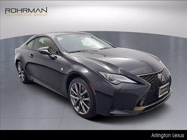 2021 Lexus RC RC 350 F SPORT for sale in Palatine, IL