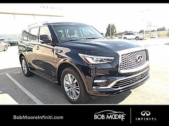 2019 INFINITI QX80 LUXE for sale in Oklahoma City, OK