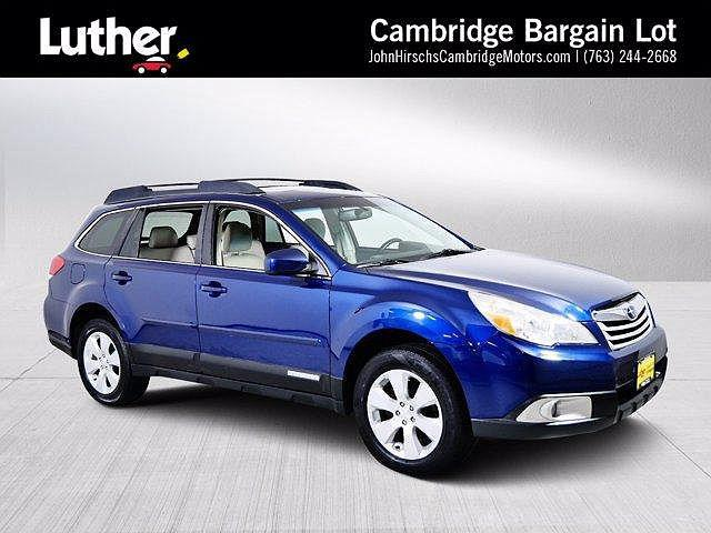 2011 Subaru Outback 2.5i Prem AWP/Pwr Moon for sale in Cambridge, MN