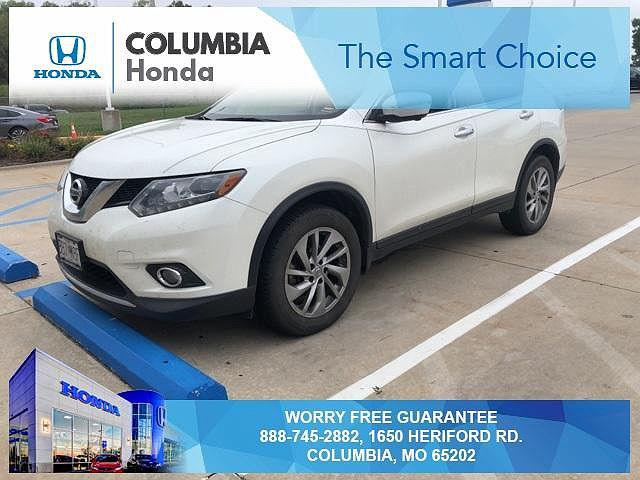 2015 Nissan Rogue SL for sale in Columbia, MO