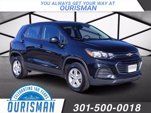 2017 Chevrolet Trax LS for sale in MARLOW HEIGHTS, MD