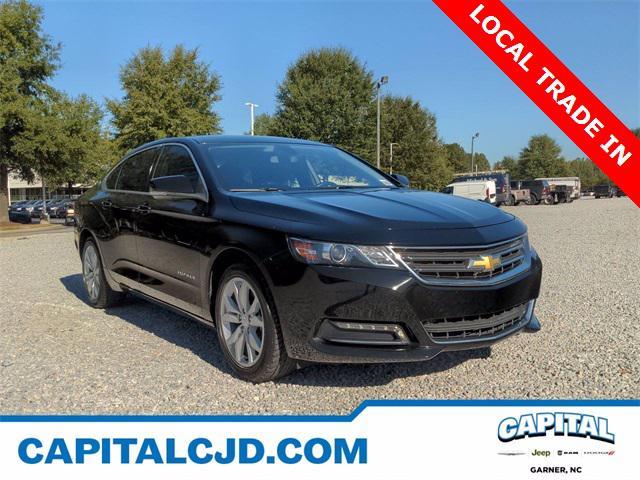 2019 Chevrolet Impala LT for sale in Garner, NC