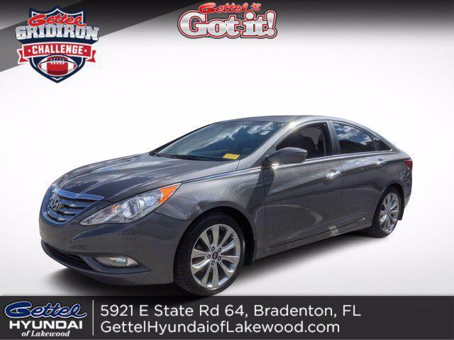 2012 Hyundai Sonata 2.4L SE for sale in Bradenton, FL