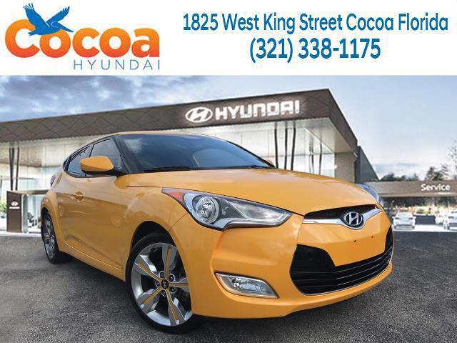 2016 Hyundai Veloster 3dr Cpe Auto for sale in COCOA, FL