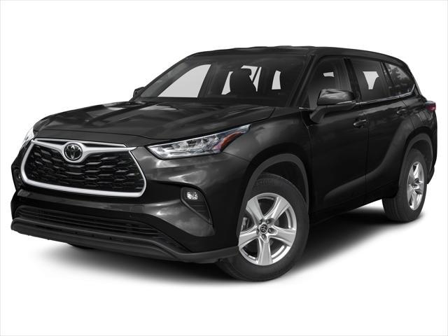 2022 Toyota Highlander LE for sale in Arlington, VA