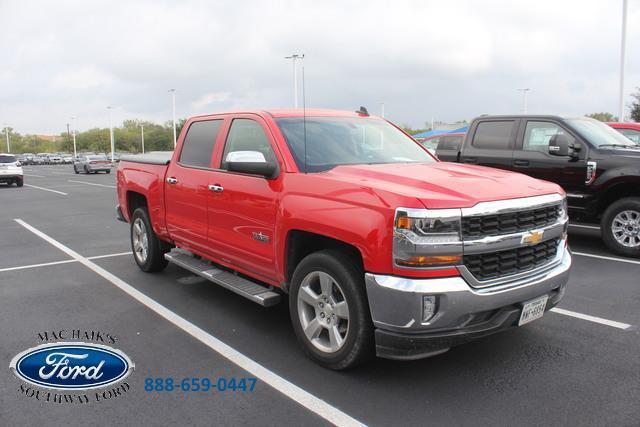 2018 Chevrolet Silverado 1500 LT for sale in San Antonio, TX
