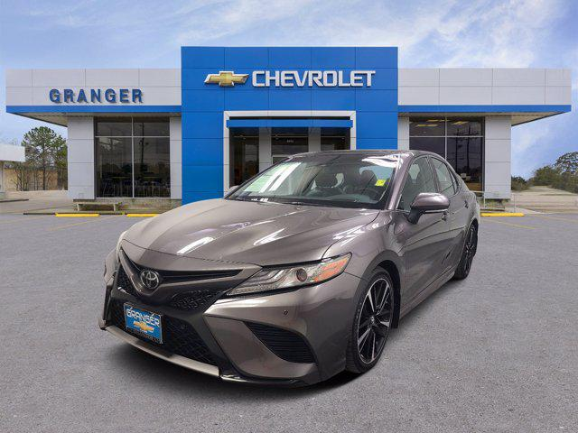 2018 Toyota Camry XSE V6 for sale in West Orange, TX