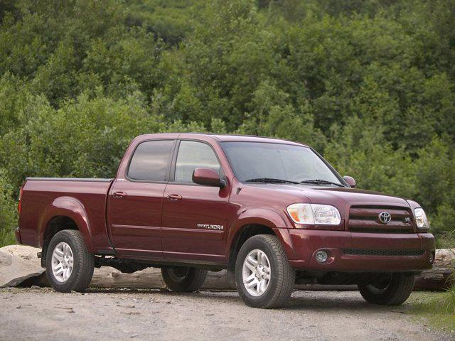 2006 Toyota Tundra DOUBLECAB V8 SR5 4WD for sale in Orem, UT