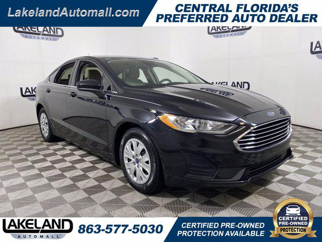 2019 Ford Fusion S for sale in Lakeland, FL