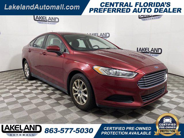 2016 Ford Fusion S for sale in Lakeland, FL