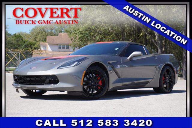 2016 Chevrolet Corvette Z51 1LT for sale in Austin, TX
