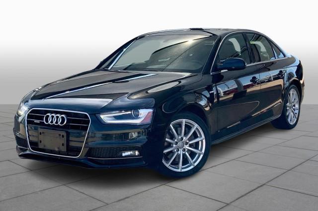 2016 Audi A4 Premium Plus for sale in Oklahoma City, OK