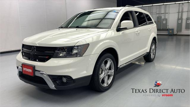 2017 Dodge Journey Crossroad for sale in Stafford, TX